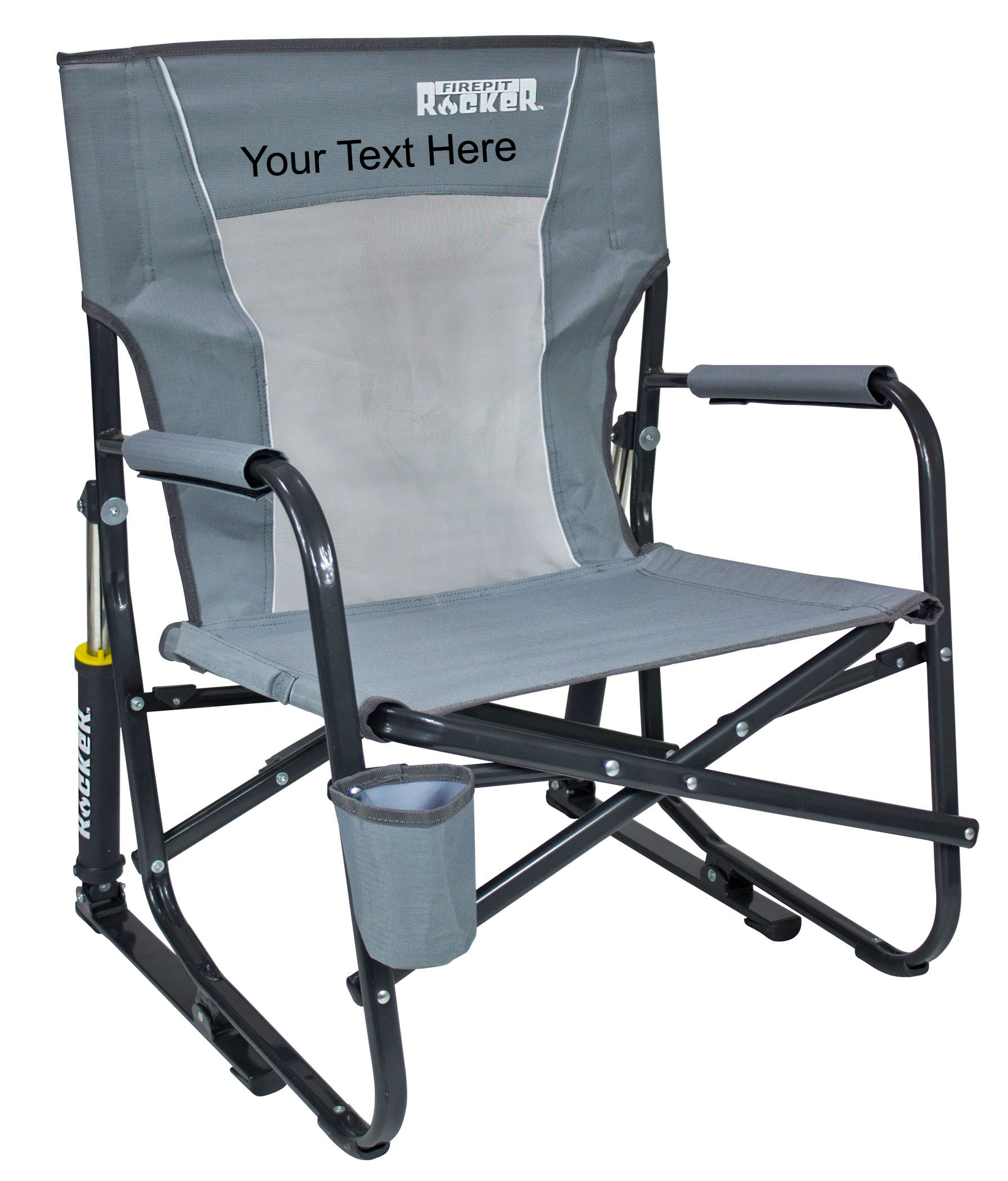 Personalized Imprinted Camping Chairs