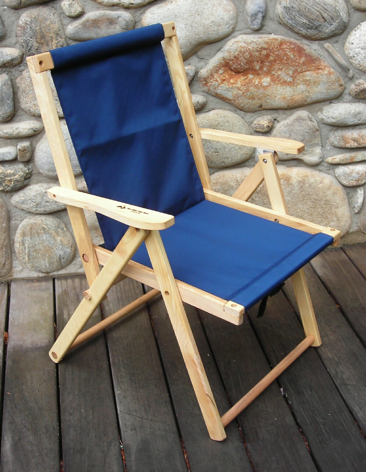 Wooden deck chairs - Wooden Deck Chairs