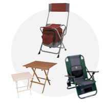 Camping Chairs Tables